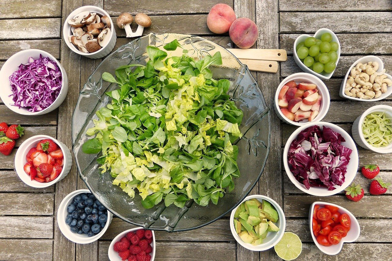 składniki diety na odporność